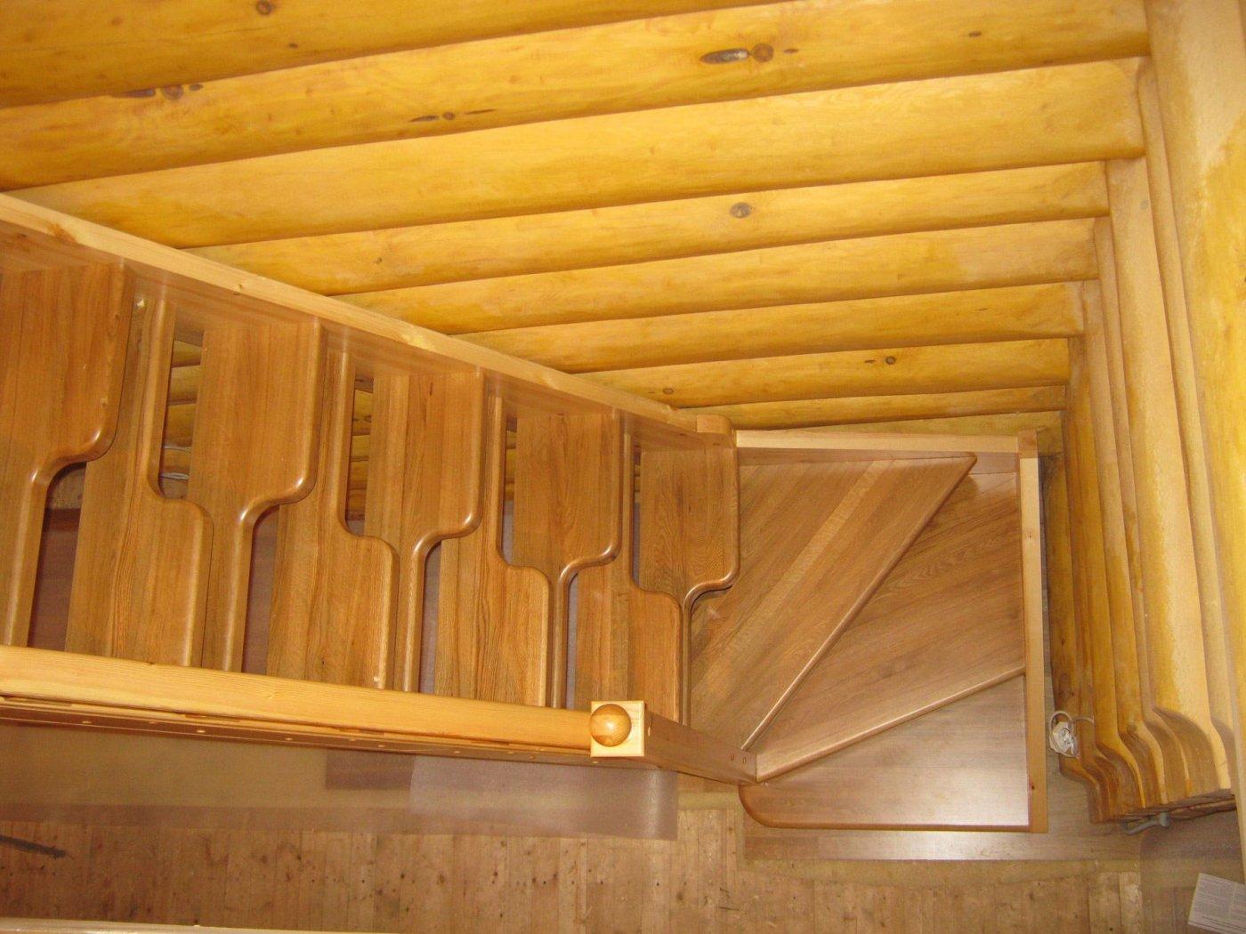 лестница гусиный шаг