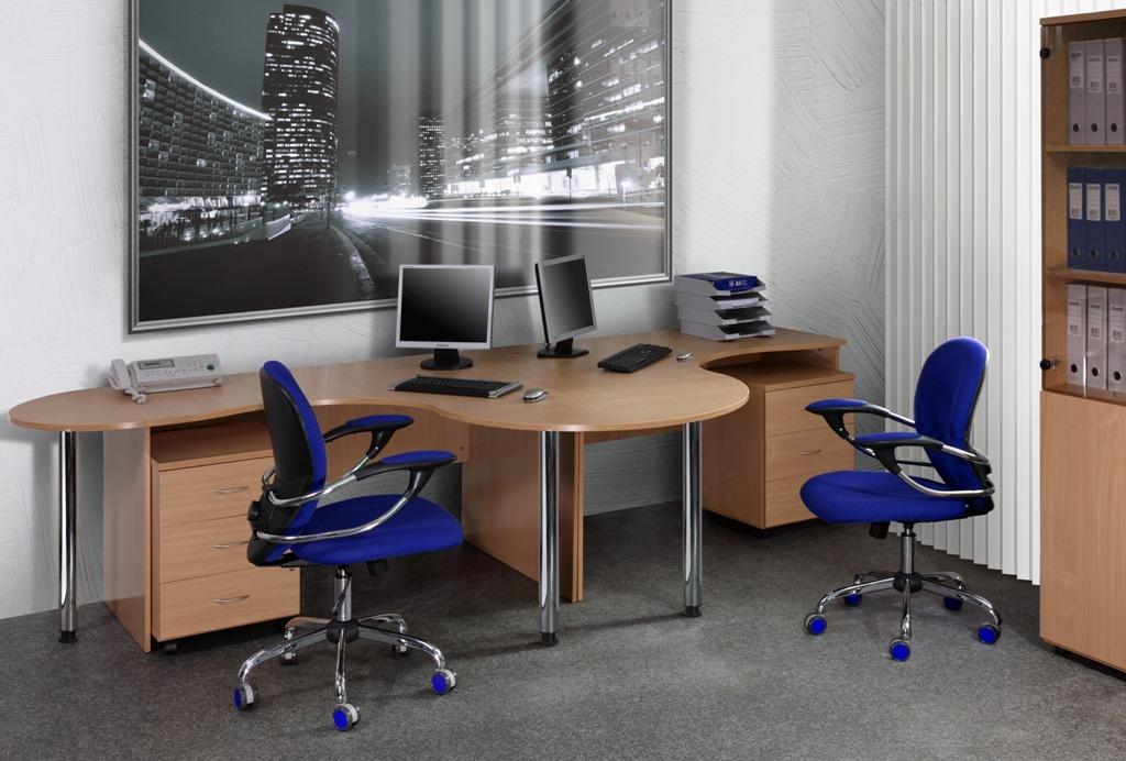 Особенности офисных столов